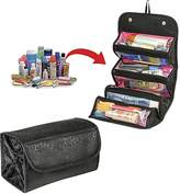 TraderPlus Travel Cosmetic Bag Roll up Makeup Toiletry Bags Organizer