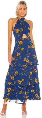 House Of Harlow X REVOLVE Micaela Maxi Dress
