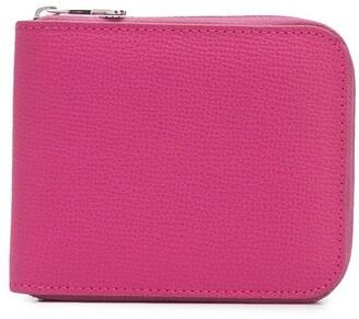 AMI Paris Ami de Coeur puller zipped wallet