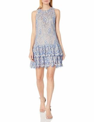 Eliza J Women's Ruffle Shift Dress