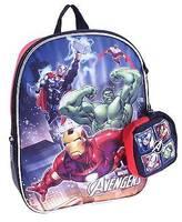 """The Avengers Marvel®; Avengers Toddler Boys' 10"""" Backpack - Red"""