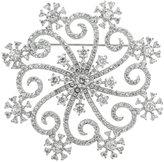 Kate Bissett Snowflake Brooch