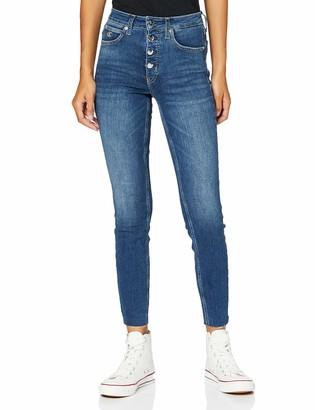 Calvin Klein Jeans Women's CKJ 010 HIGH Rise Skinny Ankle Straight Jeans