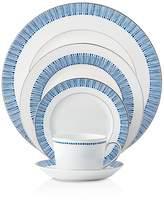 Monique Lhuillier Waterford Malibu Azure 5-Piece Dinnerware Set