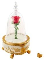 Beauty & The Beast Disney Beauty and the Beast Enchanted Rose Jewelry Box