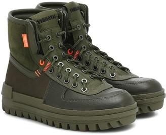 Nike Xarr leather sneakers