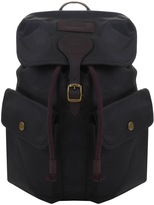 Barbour Beaufort Backpack Green