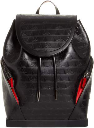 Christian Louboutin ExploraFunk Calfskin Leather Backpack