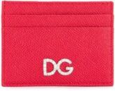 Dolce & Gabbana logo cardholder pouch