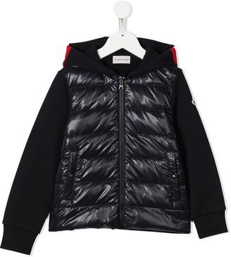 Moncler Enfant Padded Feather Down Jacket
