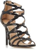 Head Over Heels Memi caged sandals