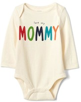 Gap Bright family bodysuit