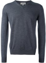 Canali V-neck sweater