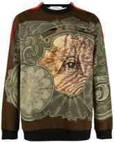 Givenchy Illuminati sweatshirt