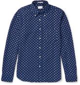 Gant Rugger - Polka-dot Cotton Oxford Shirt
