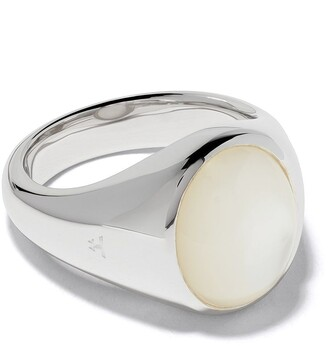 Tom Wood Dome ring
