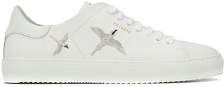 Axel Arigato Side Embroidered Birds Sneakers