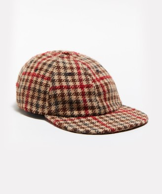 Todd Snyder Wool Gun Check Hat