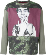 Antonio Marras graphic print sweatshirt