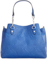 INC International Concepts I.n.c. Quiin Triple-Compartment Medium Satchel, Created for Macy's