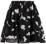 Pieces PCSUKI Aline skirt black