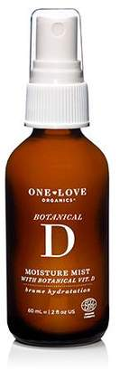 One Love Organics Botanical D Moisture Mist