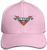 Jermily-caps Victory Motorcycles Printed Cap Hats Adjustable Baseball Cap