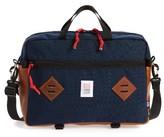 Topo Designs Men's Mountain Convertible Briefcase - Black