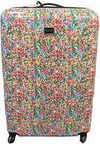Betsey Johnson Sprinkle-Print Hardside Luggage