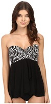 Miraclesuit Between the Pleats Cadiz Tankini Top
