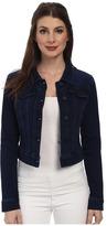 Liverpool Cropped Powerflex Denim Jacket Women's Coat