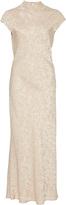 Protagonist Cap Sleeve Bias Dress