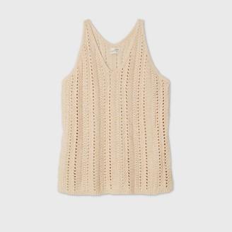 Universal Thread Women's Plus Size V-Neck Sweater Tank Top - Universal ThreadTM