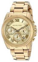 Michael Kors MK6366 Gold Tone Stainless Steel 40mm Womens Watch