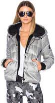 ALALA City Puffer Jacket in Gray