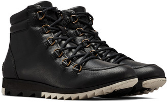 Sorel Harlow Lace Leather Bootie