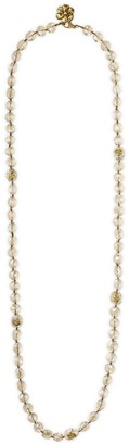 Gucci Beaded necklace with floral detail