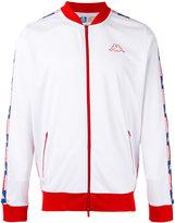 Kappa logo zipped jacket - men - Polyester - S