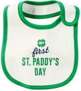 Carter's My First St. Paddy's Day Teething Bib