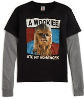 Junk Food Clothing Boys' Wookiee Tee - Sizes XXS-S
