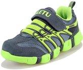 DADAWEN Boy's Girl's Sneakers Sport Running Shoes - 1 US