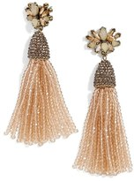 BaubleBar Women's Aurora Tassel Drop Earrings