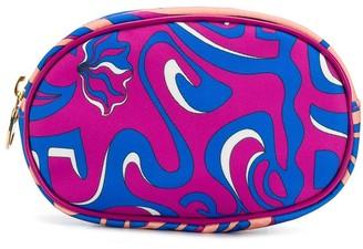 Emilio Pucci Printed Cosmetic Case