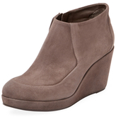 Coclico Hilda Leather Wedge Bootie