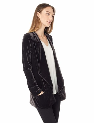 Lysse Women's Remy Open Velvet Jacket