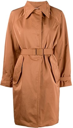 No.21 Belted Padded Coat