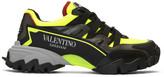 Valentino Black Valentino Garavani Climbers Sneakers