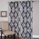 JCPenney Josie Accessories Medina Ikat Grommet-Top Curtain Panel
