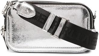 Karl Lagerfeld Paris K/Ikonik 3D leather crossbody bag