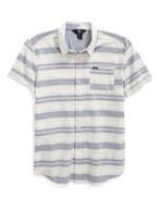 Volcom Camper Stripe Woven Shirt (Big Boys)